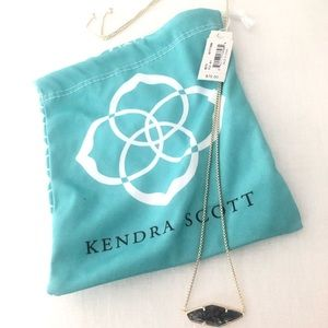 Kendra Scott beth necklace, Gold